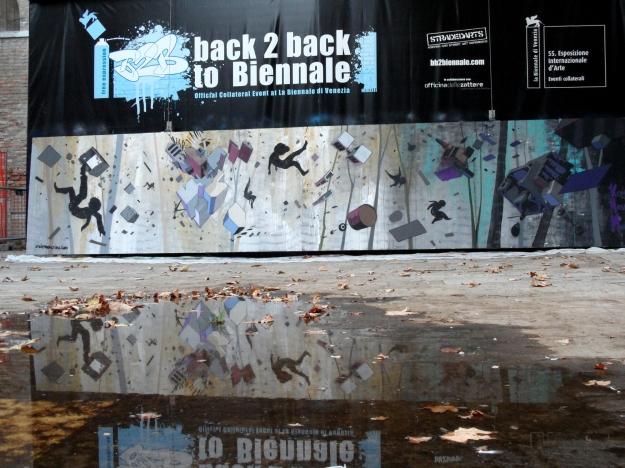 """""""Kome Natura Muore"""" 2013 Biennale di Venezia"""