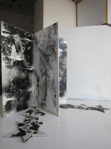 """""""City"""" - Libro d'artista 2013"""