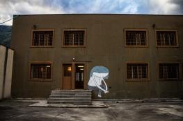 Ale Puro - muro esterno ex carcere Tirano Photo by Livio Ninni Photographer