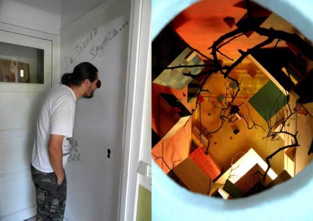 """""""La Stanza Segreta"""" 2013 - Progetto Il Piano a cura di Christian Omodeo per """"La Tour 13"""" Paris"""