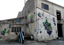 Muro esterno Rebeldia 2013 - Pisa