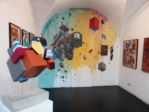 Personale alla Galleria Studio D'Ars di Milano