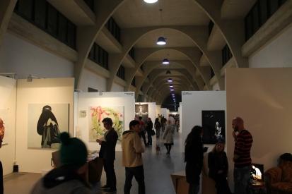 G@P, Gallerys At Paratissima