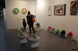 Eroici Furori Milano G@P, Gallerys At Paratissima