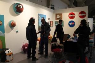 Square23 Torino - G@P, Gallerys At Paratissima