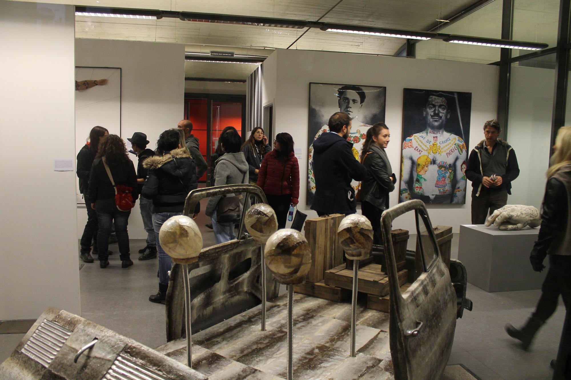 Una settimana dedicata all arte contemporanea torino 2013 for Torino contemporanea