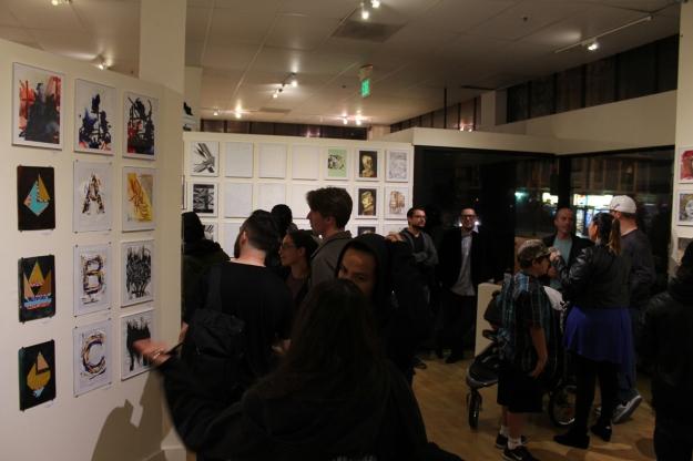 Inaugurazione @ 1AM Gallery