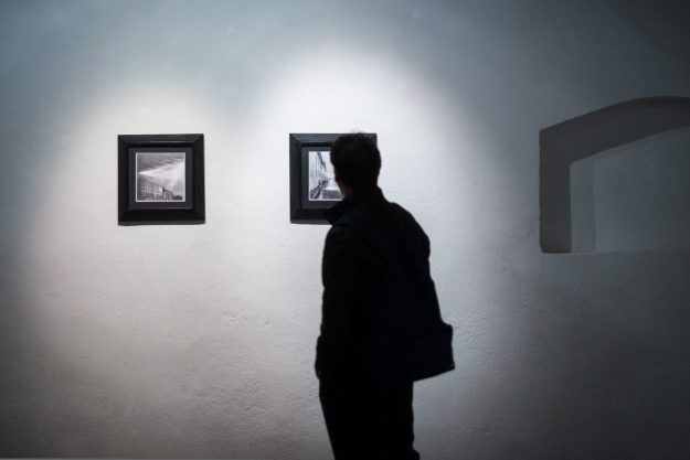 "Yonel Hidalgo Perez ""Realtà corretta"" @ Studio Gennai Pisa © Copyright 2014 Dania Gennai 5"