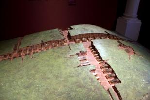 Progetto per il nuovo cimitero di Urbino 1973 Particolare
