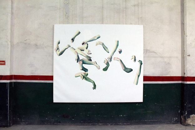 Marta dell'Angelo presentata da Passaggi Arte Contemporanea (PI)