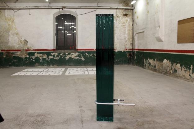 Sassolino presentato dalla Galleria Continua (San Gimignano)