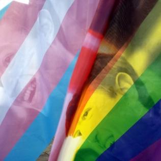Luca Leggero – Facebook LGBT Flags